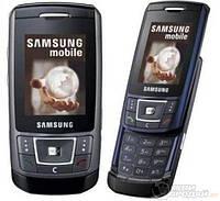 Samsung 250i слайдер на 2 сим карты, Bluetooth, фото 1