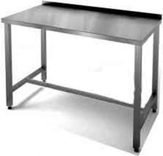 Стіл виробничий без полиці СП (1600x600 см)