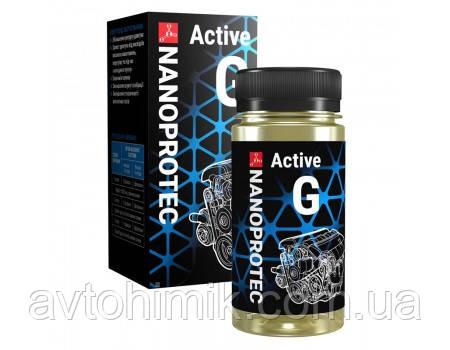 NANOPROTEC Active G присадка в масло для новых авто NP 3106 109