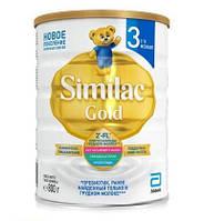 Similac. Смесь Similac Gold 3 с пребиотиками, 800 г, 12 мес+ (5391523058643)