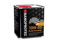 NANOPROTEC ENGINE OIL Синтетическое моторное масло 10W-60 RT 1л