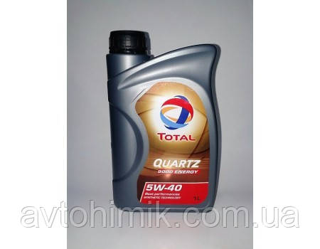 TOTAL QUARTZ 9000 ENERGY 5w40 1л.