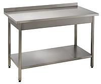 Стол производственный с 1-й полкой СП1П (800x600 см)