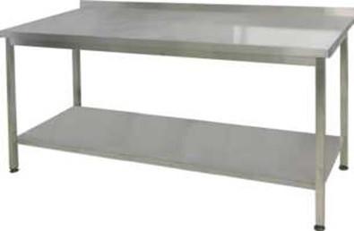 Стол производственный с 1-й полкой СП1П (1400x600 см)