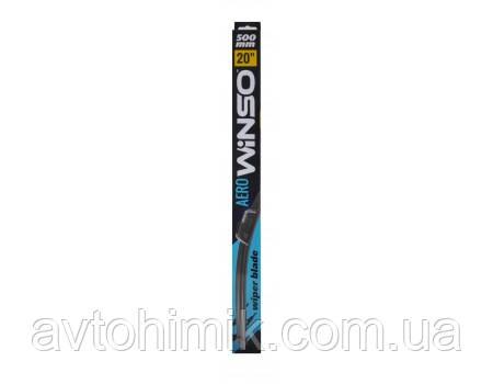 WINSO AERO Дворник безкаркасный (110500) 20/500мм
