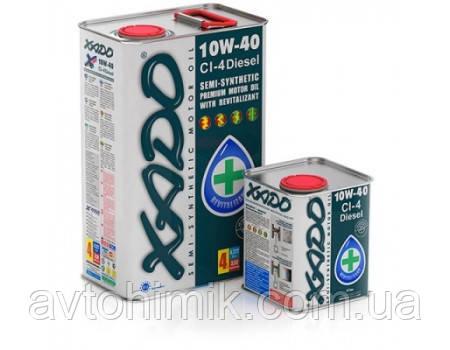 XADO Atomic Oil Diesel 10W-40 CI-4  5л