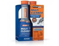 XADO XA 40113 Очиститель топливной системы для дизельного двигателя AtomEx Multi Cleaner (Diesel), 250мл