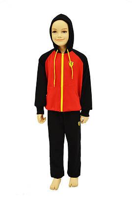 Детский костюм трикотажный Ferrari