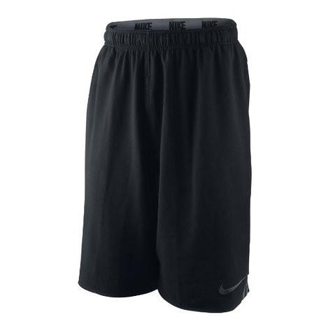 Шорты Nike Mens Max Cotton Shorts Black/Grey 409309 010