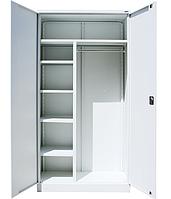 Шкаф гардеробный офисный ШКГ-12
