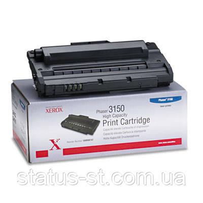 Заправка картриджа Xerox 109R00746 для принтера Phaser 3150, фото 2