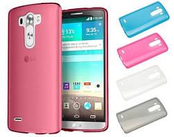 Силиконовый чехол для LG G4 Dual H815 H818
