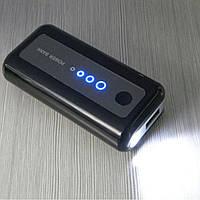 Внешний аккумулятор Power Bank Универсальное зарядное устройство 5600мАч, фото 1