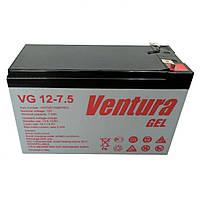 Аккумулятор Ventura VG 12-7,5 GEL