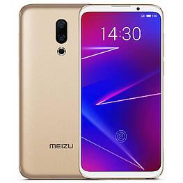 Смартфон Meizu 16X 6/128 Gb Gold Qualcomm Snapdragon 710 3100 мАч