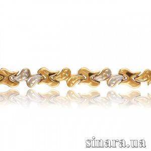 Золотой браслет 111