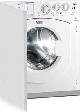 Вбудована пральна машина Hotpoint-Ariston AWM 129 EU