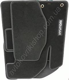 Ворсовые коврики Hyundai Elantra (XD) 2000-2006 CIAC GRAN