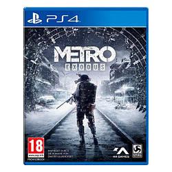 Гра Sony PS4 Metro Exodus (російська версія)