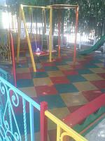 Настил для детских площадок