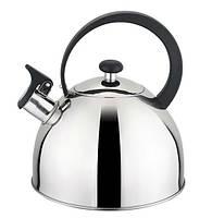 Чайник со свистком Gusto GT-1402-25, 2.5л