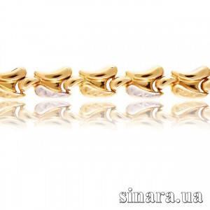 Золотой браслет 3618