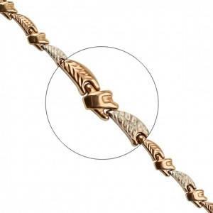 Золотой браслет 4084