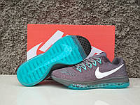 Кроссовки женские в стилеNike Zoom All Out Low grey/green/white