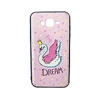 Накладка Pic for Samsung J701 Dream