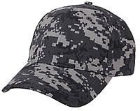 Бейсболка Rothco Low Profile Baseball Cap - Subdued Urban Digital Camo