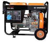 Генератор дизельный Daewoo DDAE 6100XE