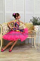 Нарядное платье для девочки Стиляги-010