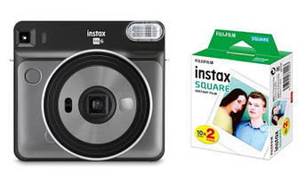 Пленочный фотоаппарат Fujifilm INSTAX SQUARE SQ6