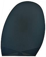 Подметка формованная резиновая GTO ITALIA original, т. 2.2 мм, р. средний, цв. чёрный