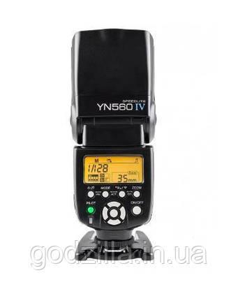Вспышка Yongnuo YN-560IV