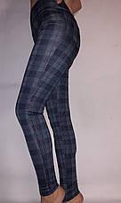 Трикотажные лосины женские № 5  (норма), фото 2