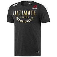 Мужская футболка Reebok UFC Fight Night Walkout (Артикул: DM5167)