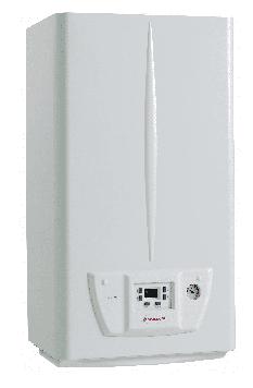 Котел газовый настенный Immergaz NIKE STAR 24 4 E Дым, битермический, дисплей