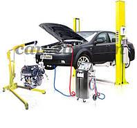 Обладнання для діагностики автомобілів