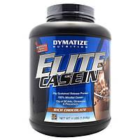 Протеин Elite Casein (1,8 kg rich chocoolate)