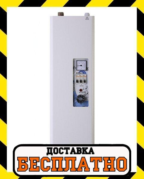 """Котел электрический """"Дніпро"""" Мини с суточным таймером и насосом, КЭО-МН 9 кВт 220\380 В"""