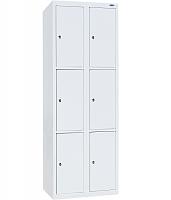 Ячеечный шкаф (камера хранения) ШО-400/2-6