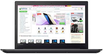 Ноутбук Lenovo IdeaPad 320-15ISK (80XH00EARA) Onyx Black Суперцена!!!