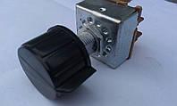 Переключатель скоростей вентилятора (квадратный)