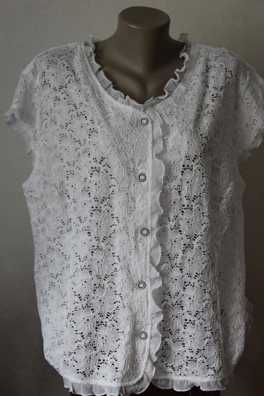 Блузка белая купить украина
