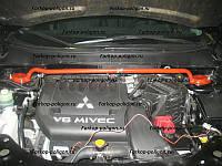 Распорка стоек Mitsubishi Lancer X с 2007 г.