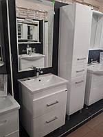 Комплект мебели для ванной комнаты НИКОЛЬ Лея белый