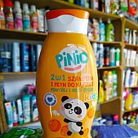 Pinio Мандарин 2в1 шампунь + гель для душа 500мл Польша
