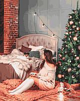 Картина по номерам Новогодний уют 40х50 см Brushme GX26268(в подарочной коробке)