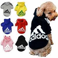 Толстовка для собак «Adidog», размер XL